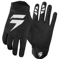 2019 Shift 3LACK Label AIR Motocross Gloves BLACK WHITE XL or XXL ONLY