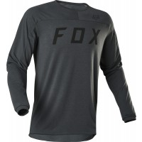 2020 Fox Legion LT Enduro Offroad Jersey DR POXY Black SMALL ONLY