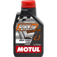 Motul Factory Spec Suspension Fork Oil 1 Litre