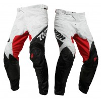 2020 Thor MX Pulse Air Factor Motocross Pants Red White 34 or 36 ONLY