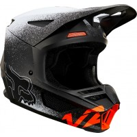 2020 Fox V2 BNKZ Limited Edition Motocross Helmet BLACK
