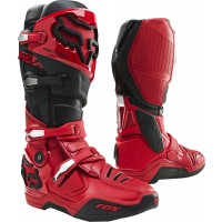 NEW Fox Instinct Motocross Boots RED BLACK