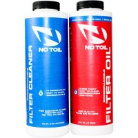 No Toil Motocross Air Filter Oils & Cleaners