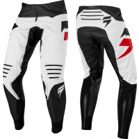 2019 Shift 3LACK LABEL MAINLINE Motocross Pants BLACK WHITE