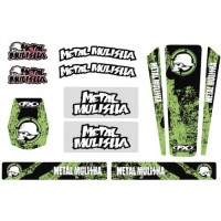 Mulisha Accessory Kit Kawasaki
