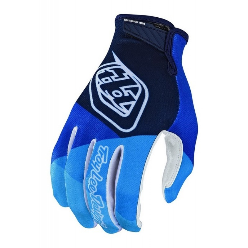 2020 Troy Lee Designs TLD GP Air Motocross Gloves JET Navy Ocean MEDIUM ONLY