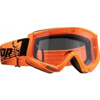 Thor MX Conquer Motocross Goggles ORANGE