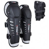 Fox Racing Titan Race Adult MX Knee Guards