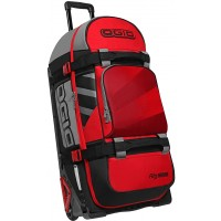 NEW Ogio 9800 Moto Gearbag LE Red Hub