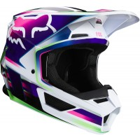 2020 Fox V1 GAMA Motocross Helmet MULTI