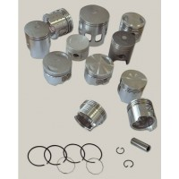 Piston Kits For 2 Stroke Motocross Bikes