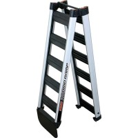 DRC Folding Motocross Motorcycle Loading Ramp. 1.8m