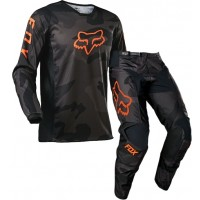 2021 Fox 180 TREV Motocross Gear BLACK CAMO