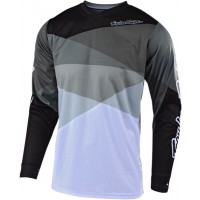 2019 Troy Lee Designs JET Kids Youth TLD GP Motocross Jersey Grey LARGE ONLY