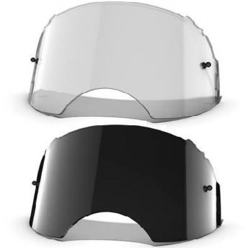 Oakley Frontline Genuine Replacement Lenses Clear or Dark Grey