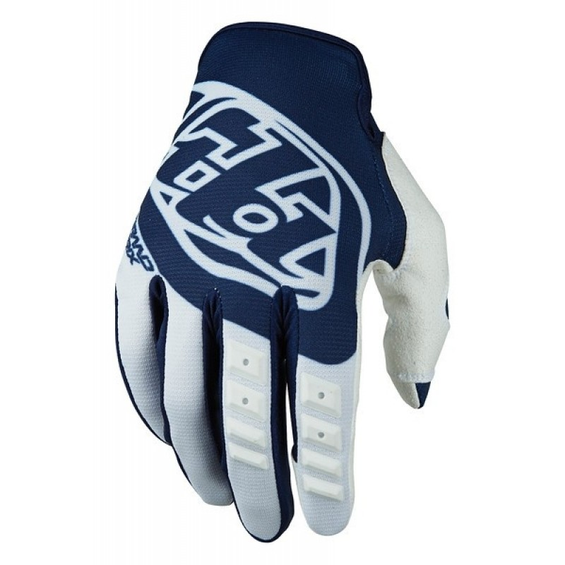 Troy Lee Designs GP TLD MX Motocross Gloves Navy Blue XL ONLY