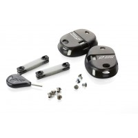 POD MX Knee Brace Hinge Rebuild Refurb Set with Ligaments