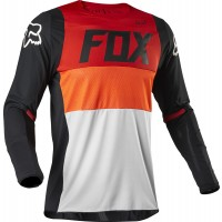 2020 Fox 360 Motocross Jersey BANN LIGHT GREY